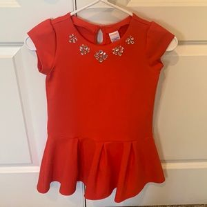 Gymboree dress with bead accents